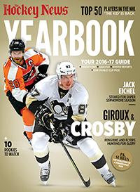 2016/17 YEARBOOK | Pittsburgh & Philadelphia Cover