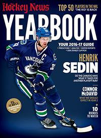 2016/17 YEARBOOK | Vancouver Cover