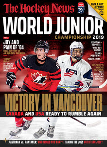 DEC 10 2018 | WORLD JUNIORS 2019 | 7208