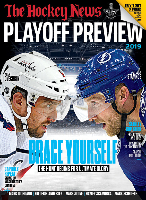 April 01, 2019 | Playoff Preview US Cover | 7213
