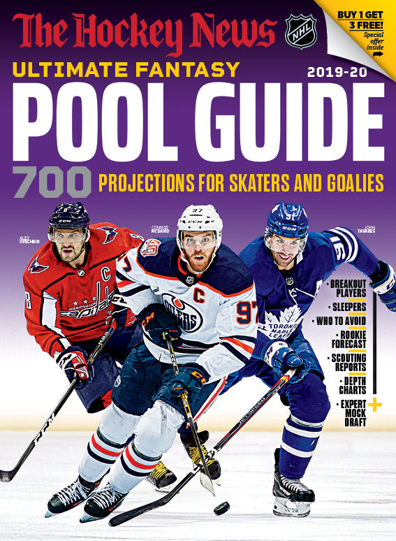 2019 - 2020 ULTIMATE FANTASY POOL GUIDE