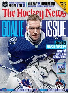 November 25 2019 | THE GOALIE ISSUE | 7224