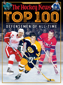 October 05, 2020 | Top 100 Defensemen of All-Time | 7310