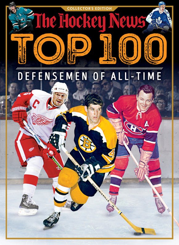 2020 TOP 100 DEFENSEMEN OF ALL-TIME | 7310
