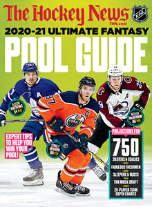2020 - 2021 ULTIMATE FANTAST POOL GUIDE NHL | 7311