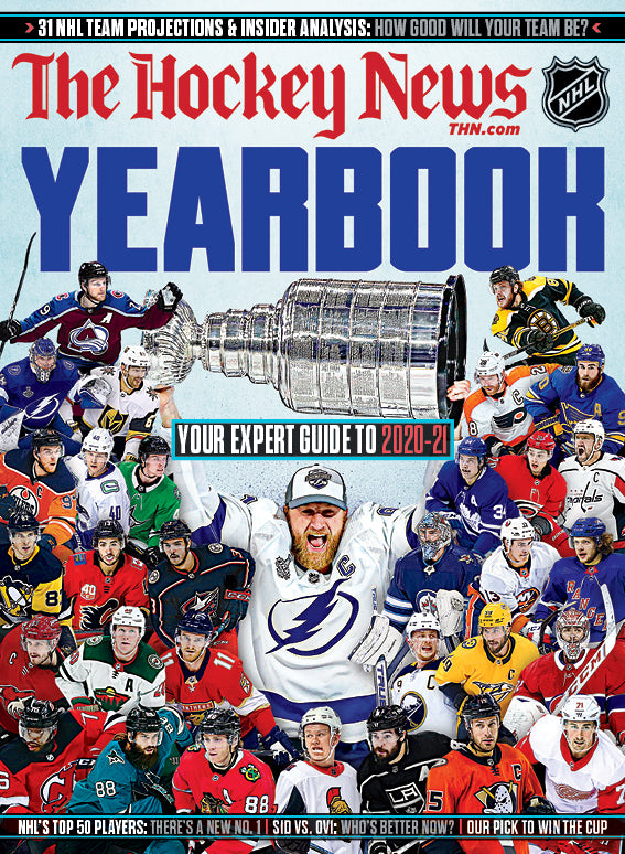2020 - 2021 YEARBOOK NHL | 7312