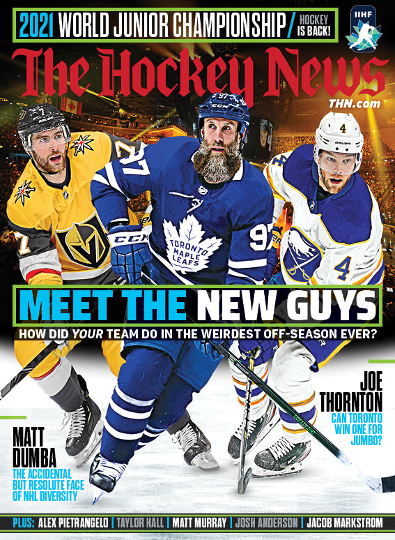 2020 MEET THE NEW GUY + WORLD JUNIORS | 7313