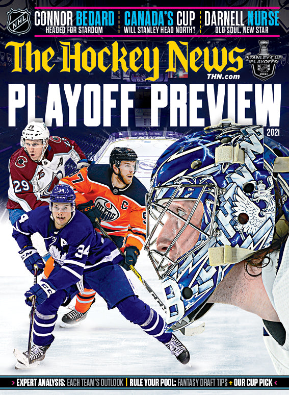 FREE WITH SUBSCRIPTION | 2021 PLAYOFF PREVIEW | 7405