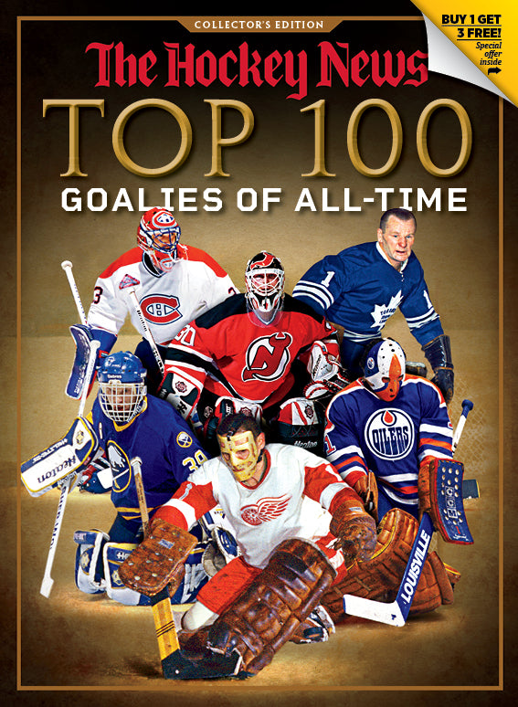 TOP 100 GOALIES OF ALL-TIME