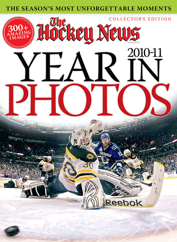 2010 - 2011 YEAR IN PHOTOS | Collector's Edition - Alternate Cover | LAST ONE