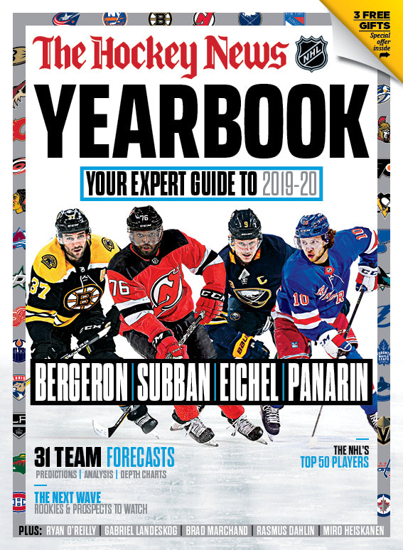 2019/20 Yearbook - Boston/NewJersey/Buffalo/New York