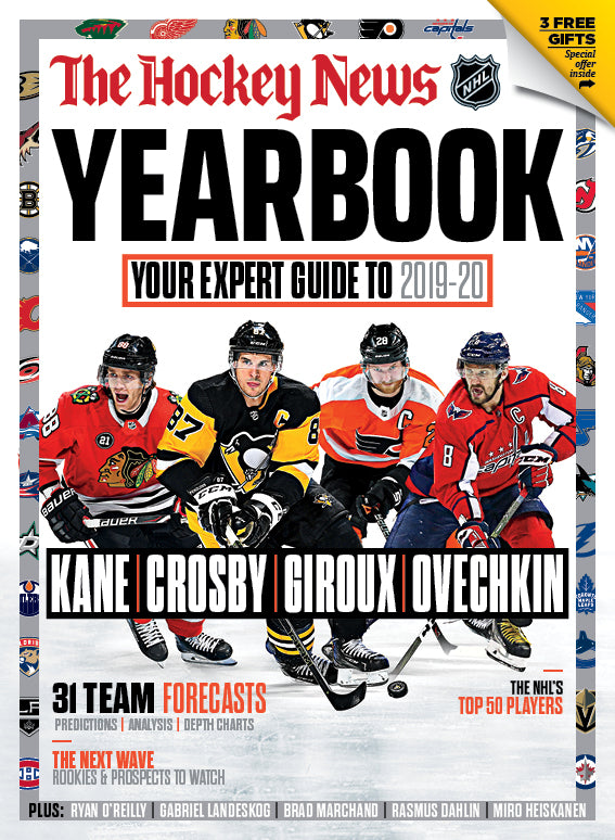 2019/20 Yearbook - Chicago/Pittsburgh/Philadelphia/Washington