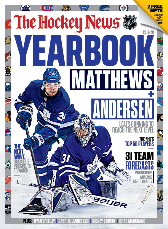 2019- 2020 YEARBOOK | Toronto Cover | Collectors Issue