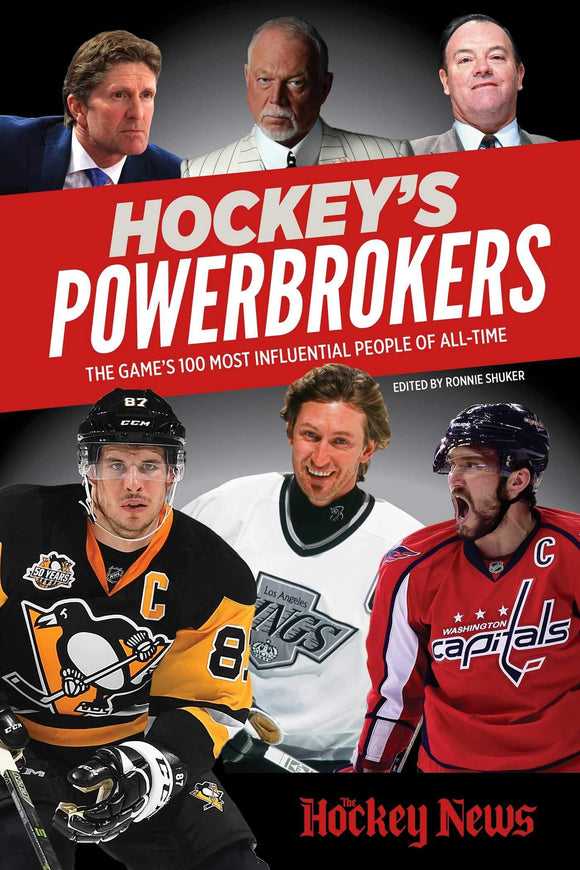 2017 HOCKEY'S POWERBROKERS | BOOK