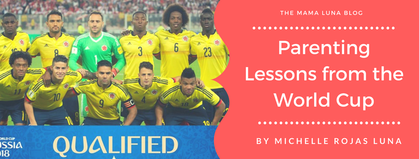 Parenting Lessons from the World Cup