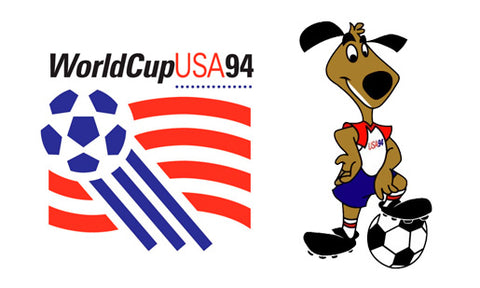 world cup 1994 dog mascot