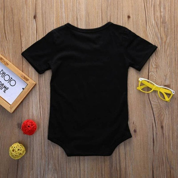 2018 New Hot Sales Letter Printing Cotton Newborn Infant Baby Boy