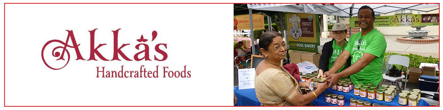 Akka Handcrafted Food available on myPanier artisan marketplace