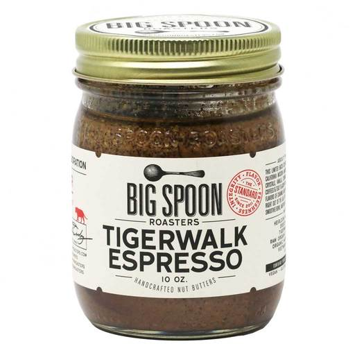 Tigerwalk Espresso Nut Butter