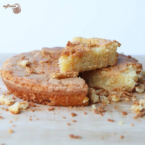 Almond Cake from Provence, Gluten Free - 8.5 oz