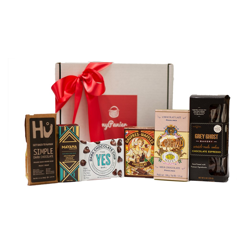 Chocolate gift set myPanier