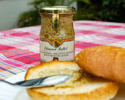 Gourmet Mustard Gift - Father's Day Ideas