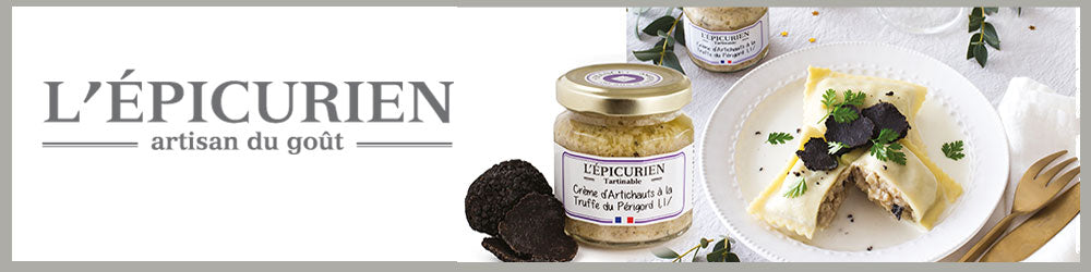 epicurien artisan jams and preserves available on myPanier.com