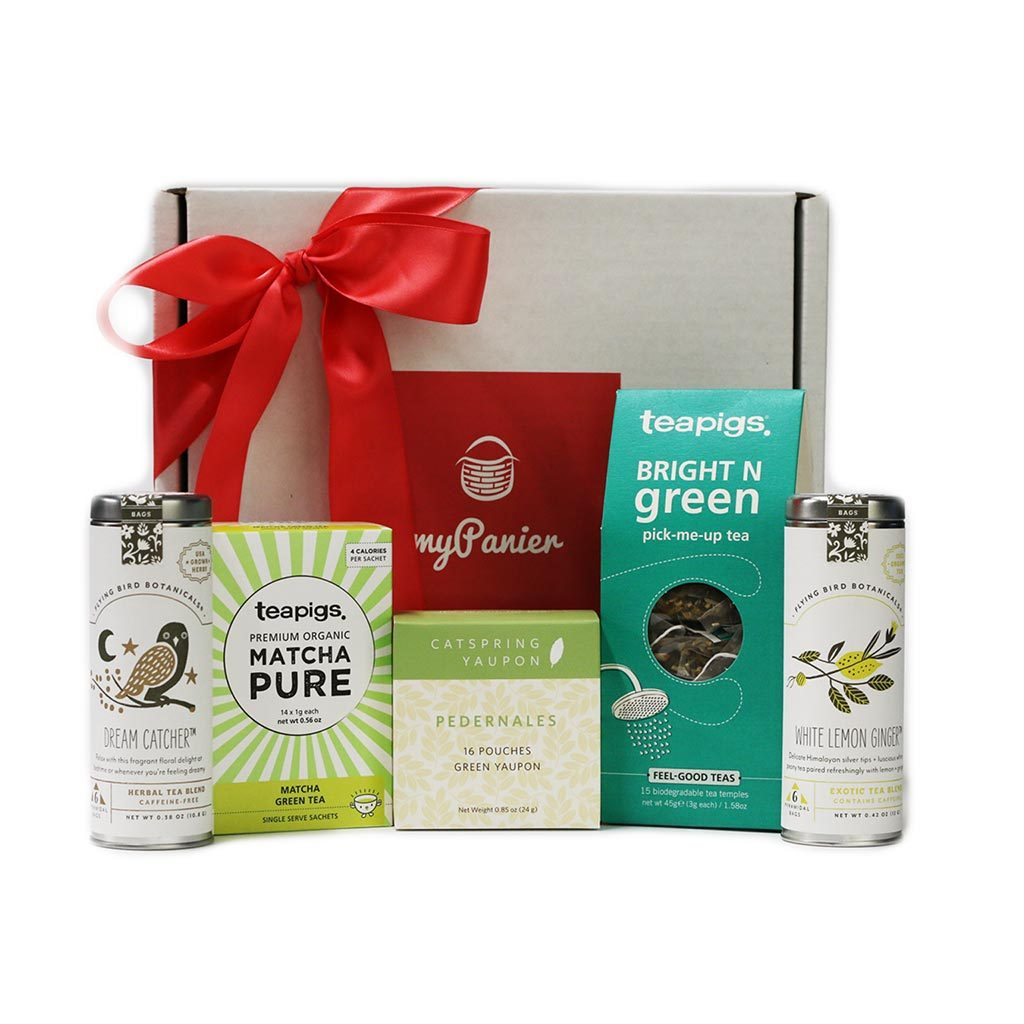 myPanier gift set tea