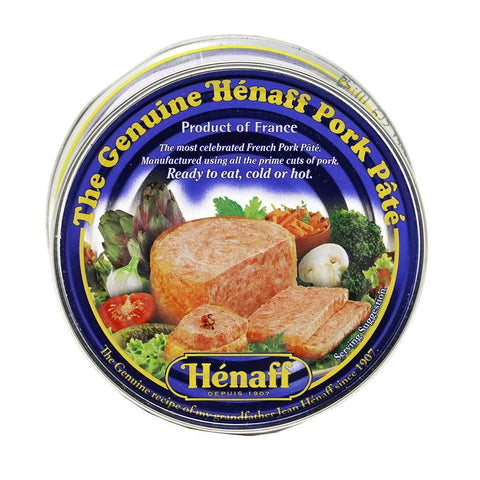 All You Need TO know About The Whole30 Diet!- Henaff Pork Pate- myPanier