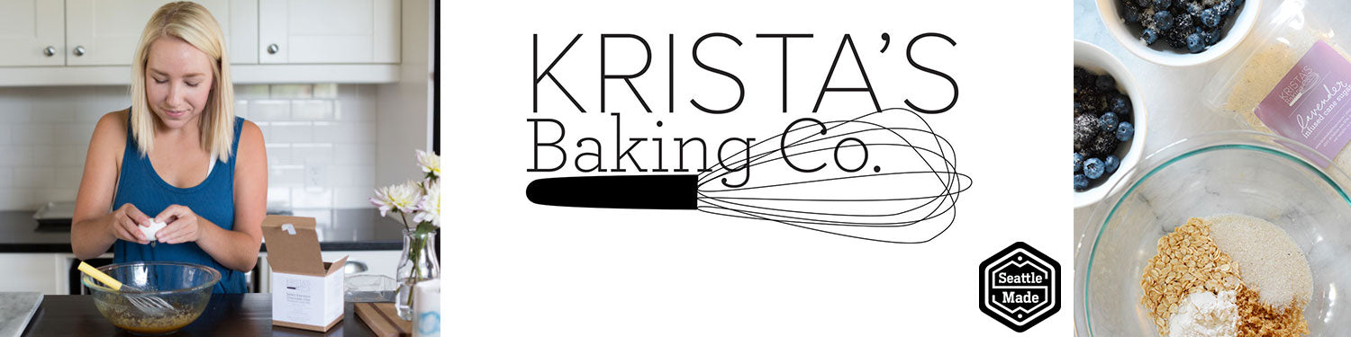 Krista Baking Collection available at myPanier