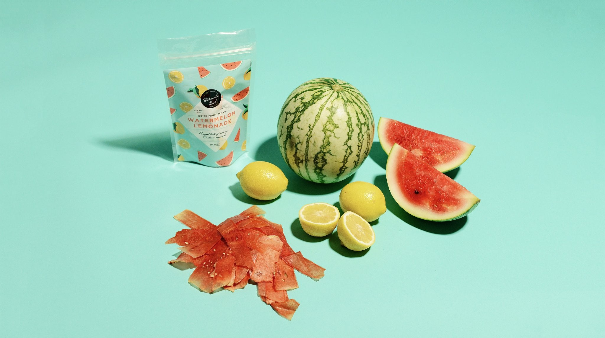 Watermelon Road dried fruit myPanier