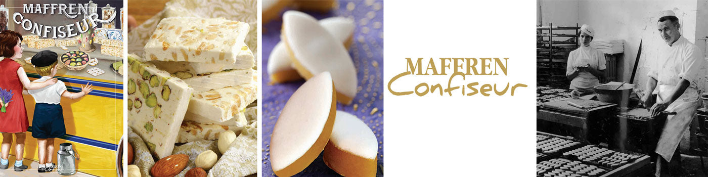 Maffren Confiseur Collection Nougat Calissons et Provence Specialties on myPanier