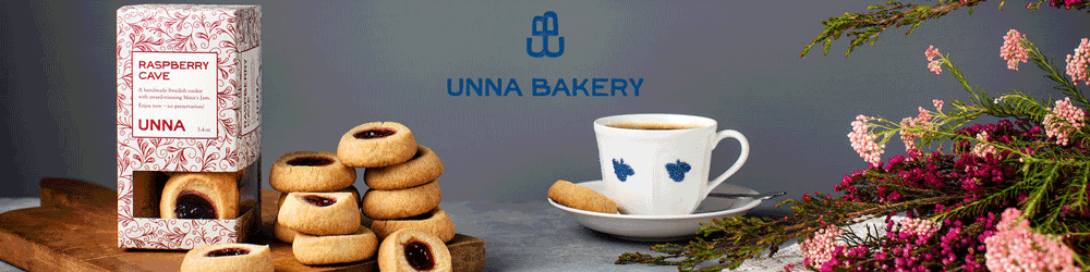Unna Bakery Cookies available at myPanier.com