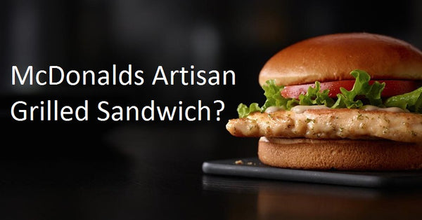 What is Really Artisan Food-McDonalds Sandwich-myPanier