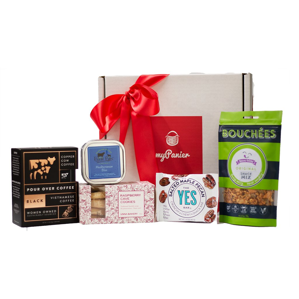 Women owned gift set myPanier