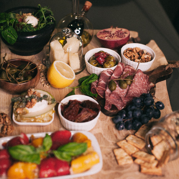 How to make an epic charcuterie and cheese board on myPanier