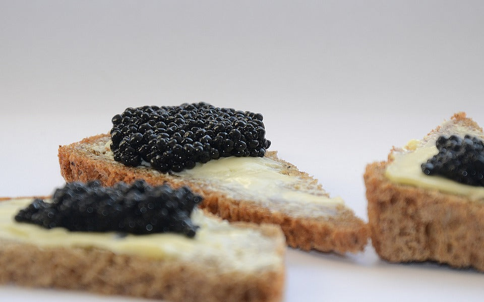 caviar mypanier christmas dinner