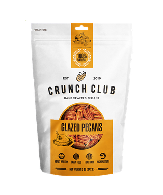 Crunch Club Pecans myPanier