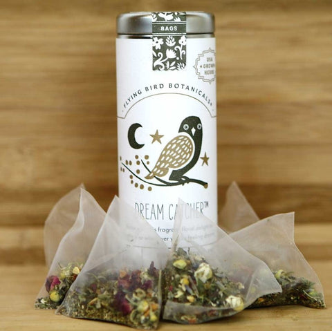 4 Fall Treats For a Cozy Day At Home -Flying Birds Bontanicals Herbal Tea- myPanier