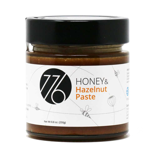 776 - Greek Honey with Hazelnut Paste, 8.8oz