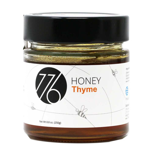 776 - Greek Thyme Honey, 8.8oz