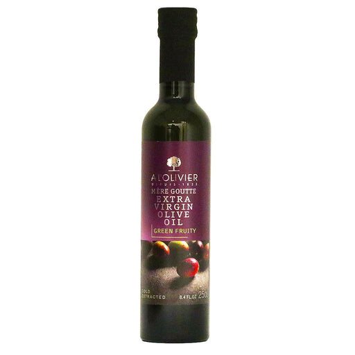 A L'Olivier - Extra Virgin Olive Oil, (Mere Goutte Fruity), 250ml