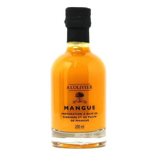 A L'Olivier - Mango Infused Fruit Vinegar, 200ml
