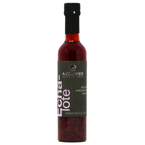 A L'Olivier - Red Wine Vinegar with Shallot, 250ml