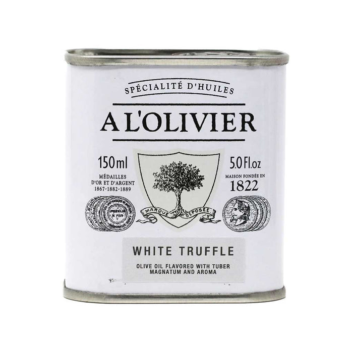 A L'Olivier - White Truffle Infused Extra Virgin Olive Oil, 150ml