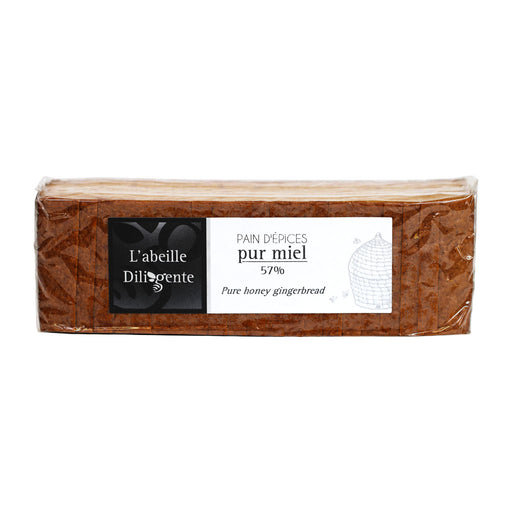 Abeille Diligente - Pure Honey Gingerbread, 12 pc (300g)