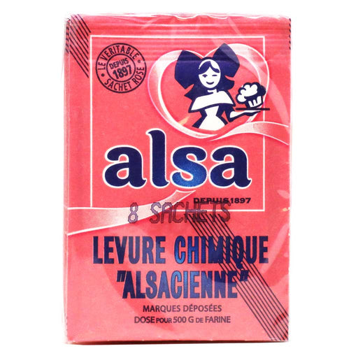 Alsa Baking Powder Sachet available on myPanier