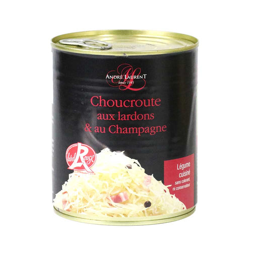 Andre Laurent - Sauerkraut, 800g (28.2 oz) Can
