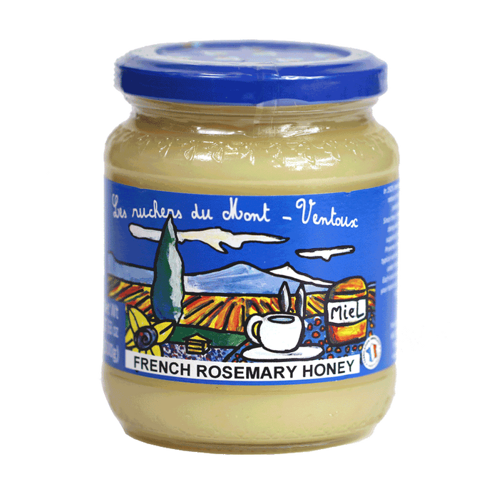 Ruchers du Mont Ventoux - French Rosemary Honey, 17.6 oz