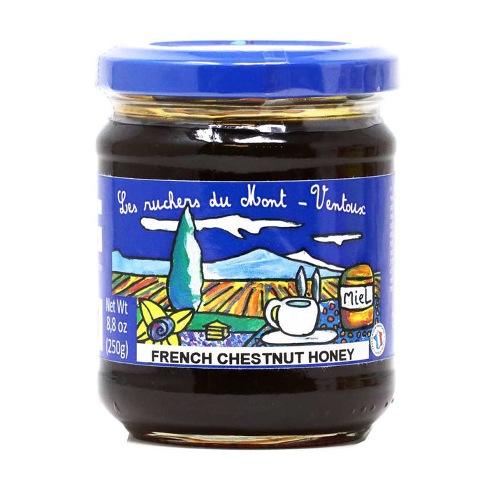 Augier Ruchers du Mont Ventoux - French Chestnut Honey 250g